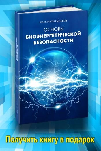 Получить книгу по основам биоэнергетической безопасности в подарок
